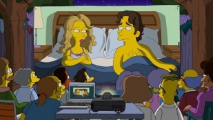 The Simpsons 25x09 : Steal This Episode- Seriesaddict